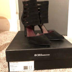 BCBG heels, New in box!